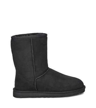 어그 UGG Classic Short Boot,BLACK