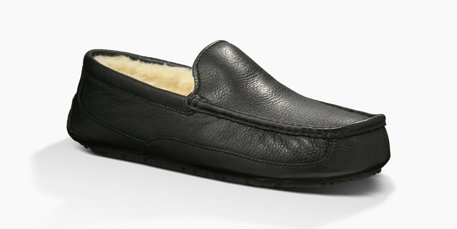 8cf1c477cb3 Men's Share this product Ascot Leather Slipper