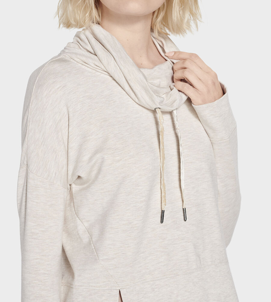 Miya Funnel Neck Sweatshirt - Image 5 of 5