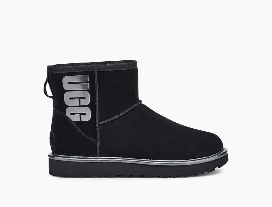 Classic Mini Ugg Rubber Logo - Image 1 of 6