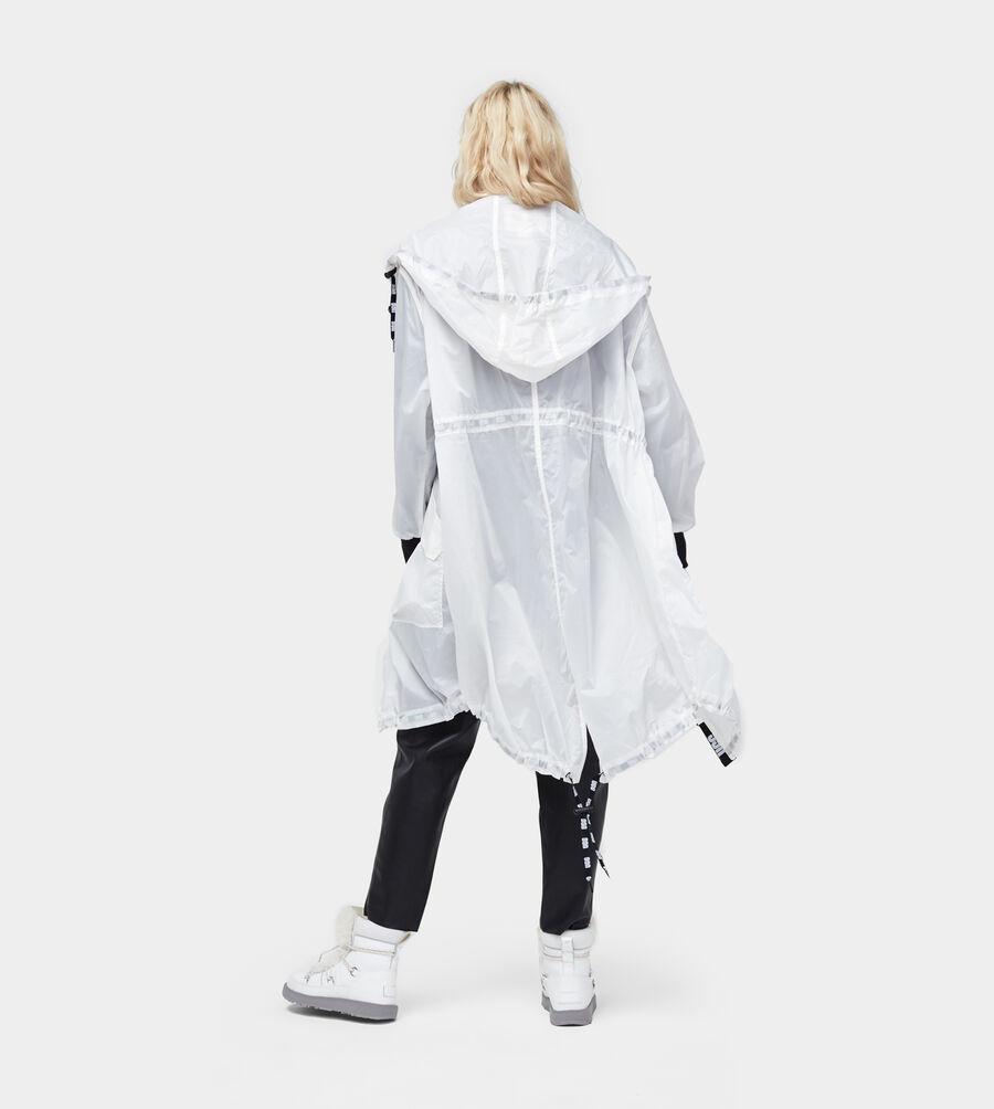 Carinna Hooded Anorak Jacket - Image 2 of 5