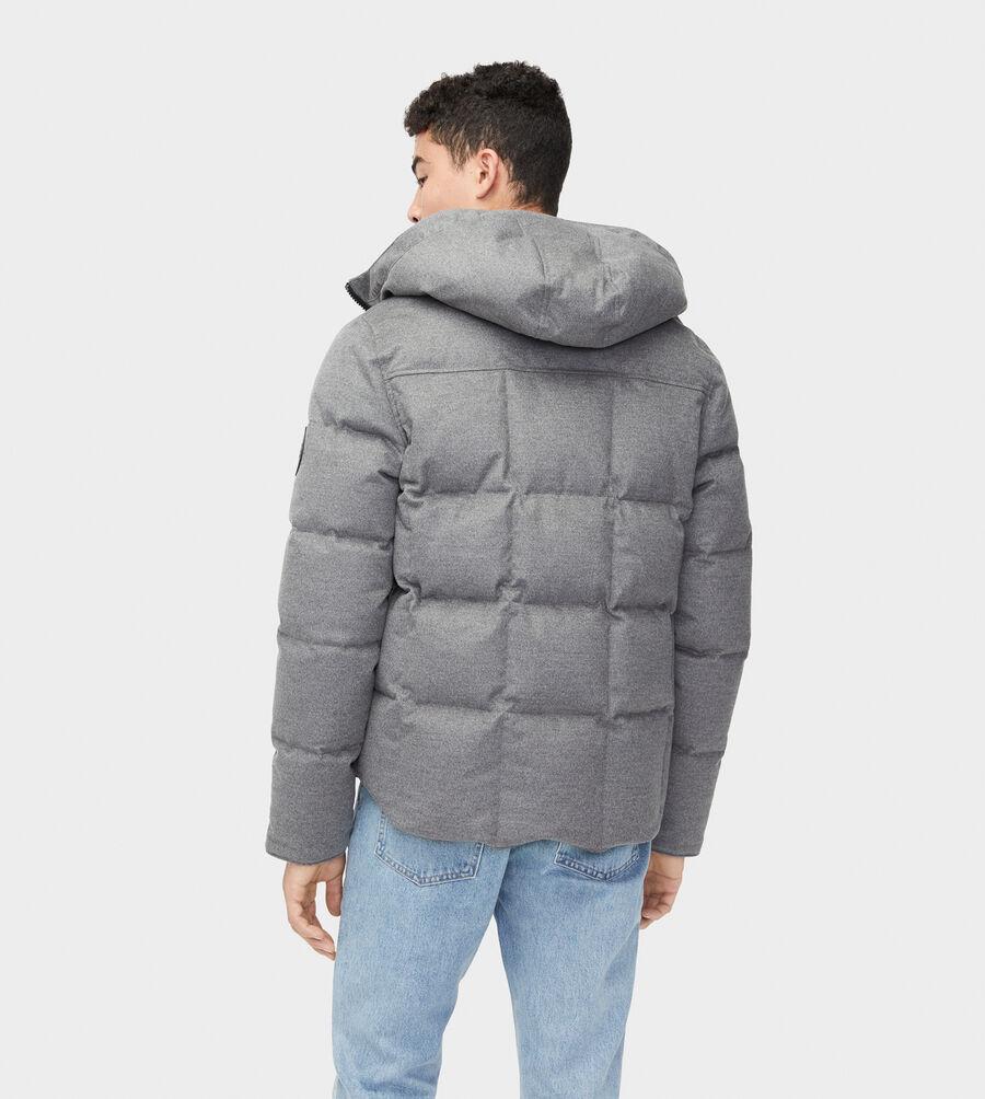 Cadin Hip-Length Wool Parka - Image 2 of 3