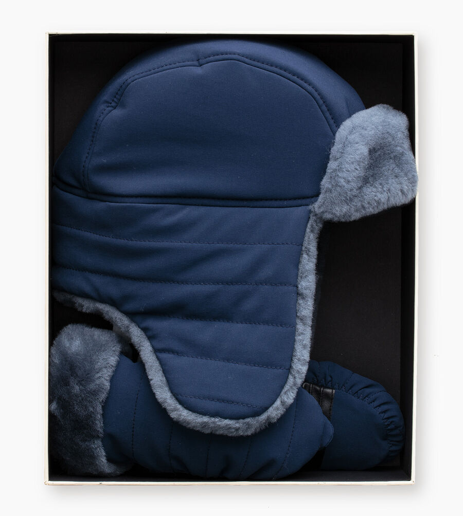 Nylon Hat / Mitten Gift Set - Image 3 of 3