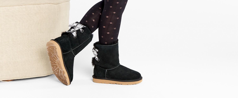 Customizable Bailey Bow II Boot for
