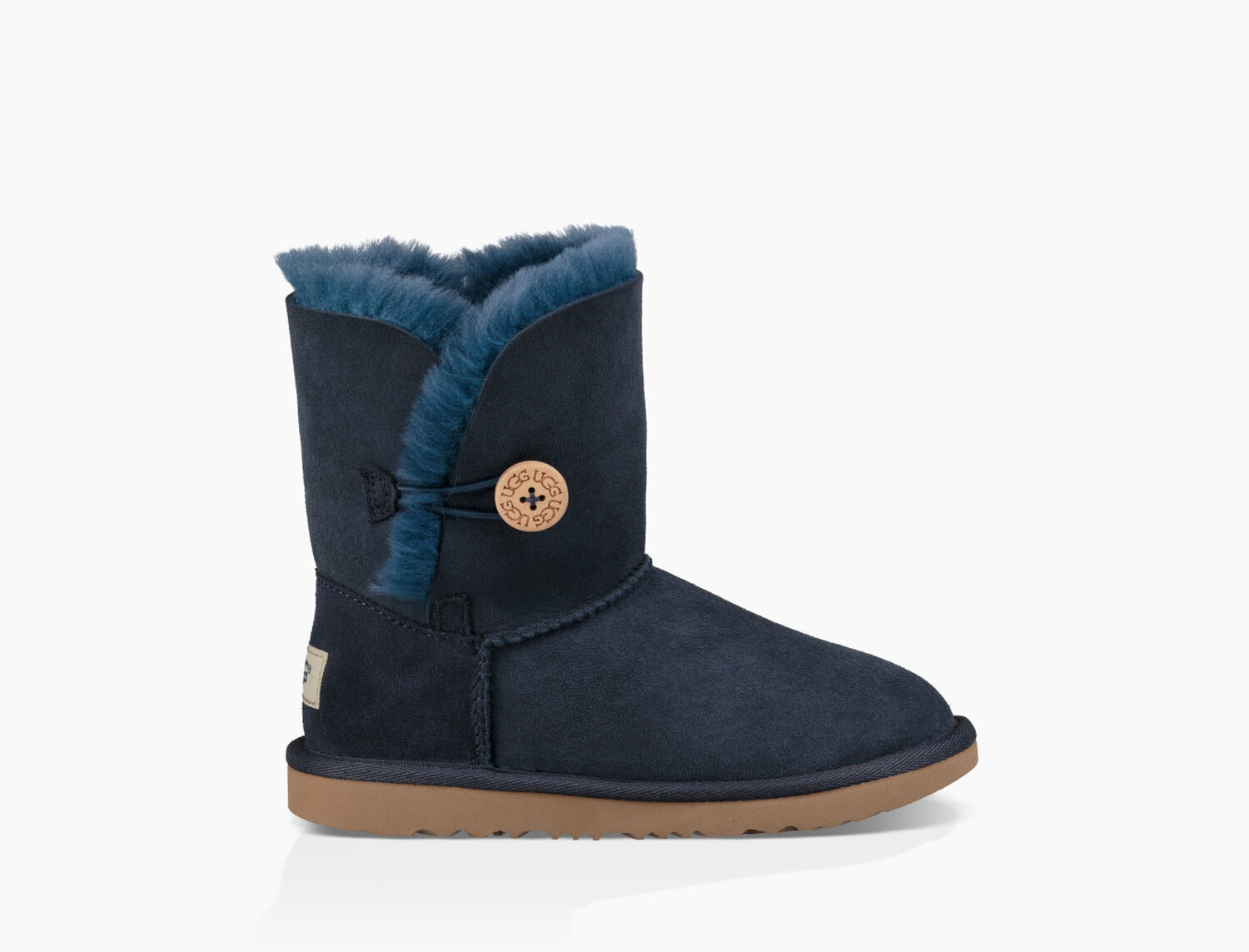 7fcf31ffb Bailey Button II Boot for Kids | UGG® Official