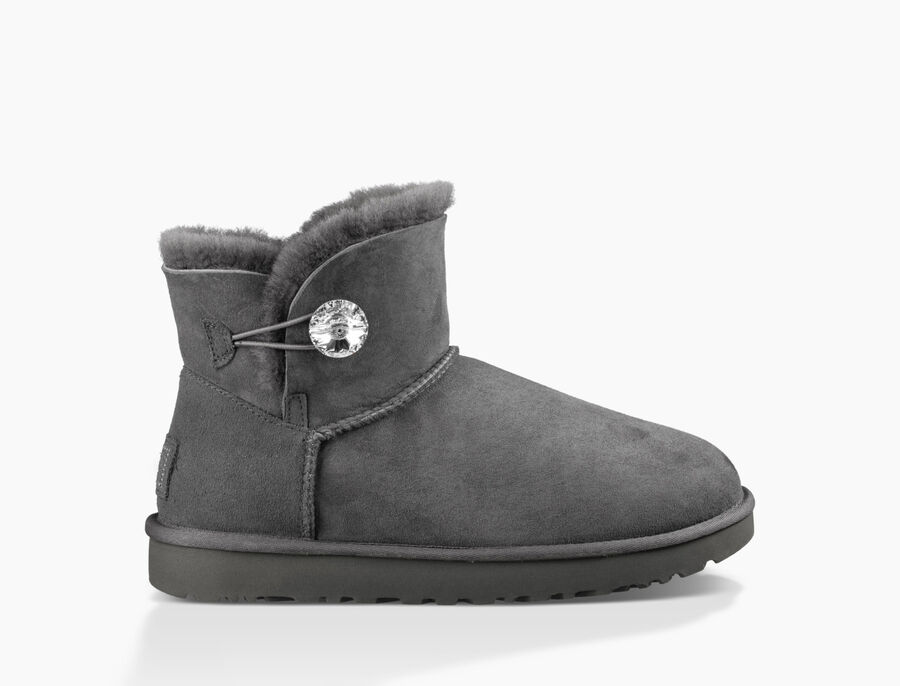 Mini Bailey Button Bling Boot - Image 1 of 6