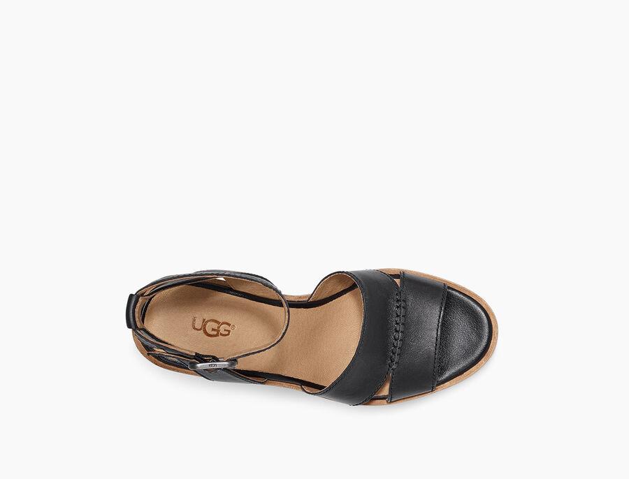 Carine Leather Heel - Image 5 of 6