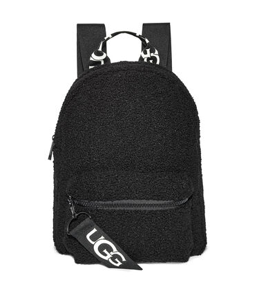 Dannie Mini Backpack Faux Fur