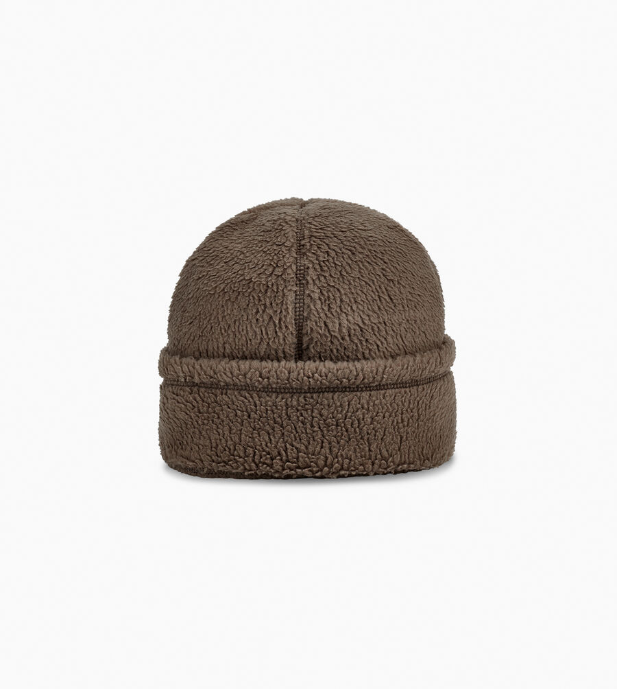 Sherpa Beanie Hat - Image 1 of 2