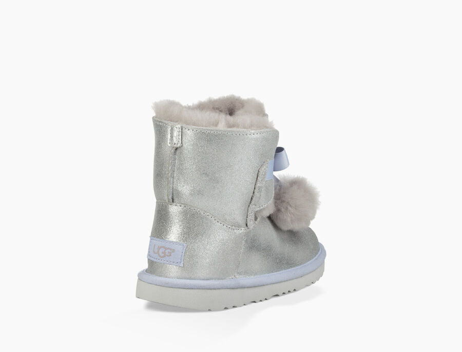 Gita Metallic Boot - Image 4 of 6