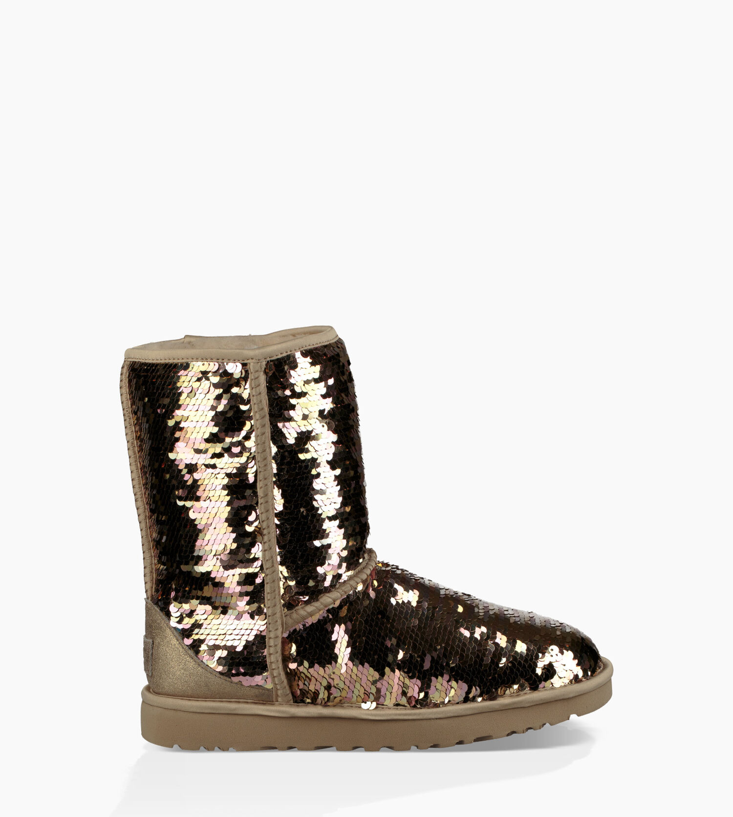b0eed417dbb Women's Share this product Classic Short Sequin Boot