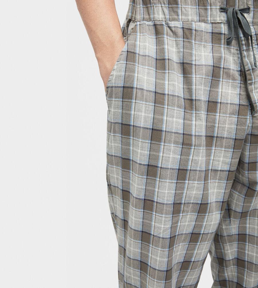 Flynn Plaid Lounge Pant - Image 4 of 4
