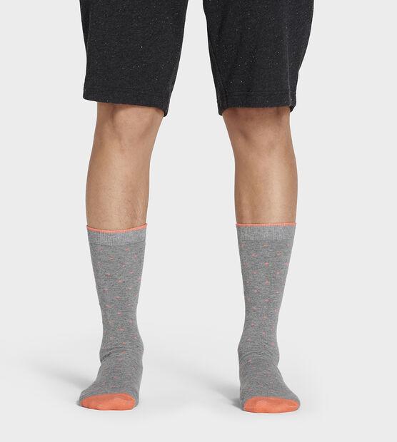 Mini Dot Crew Sock