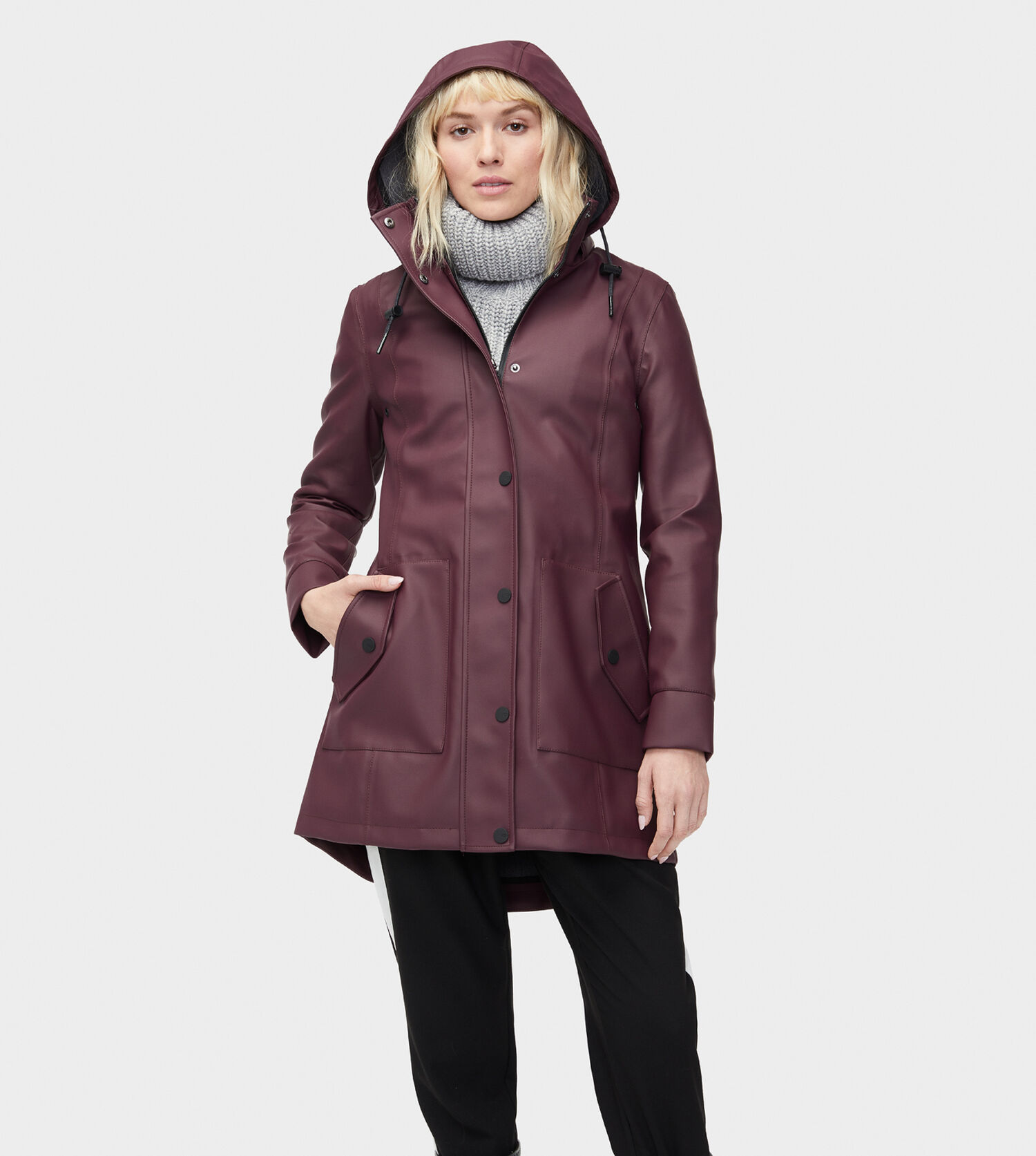 66f2b847c831 Zoom Rylie Rain Jacket - Image 4 of 4