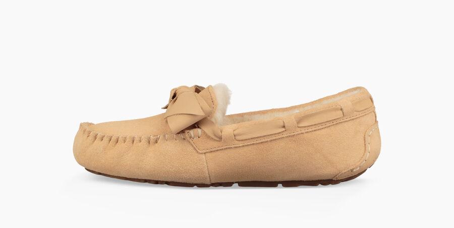 Dakota Leather Bow Slipper - Image 3 of 6