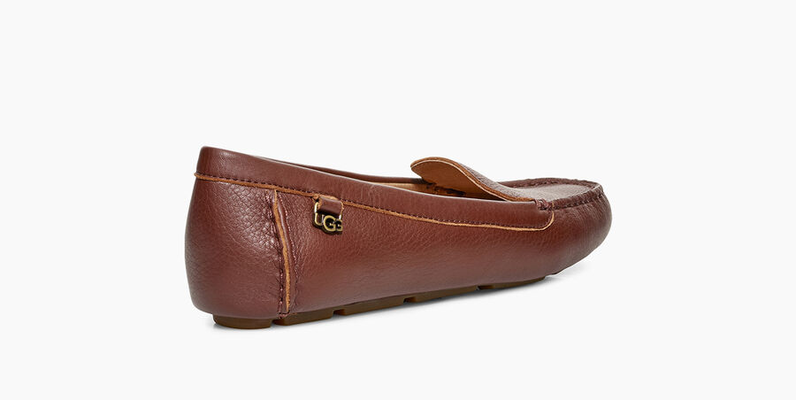 Flores Leather Flat - Image 4 of 6