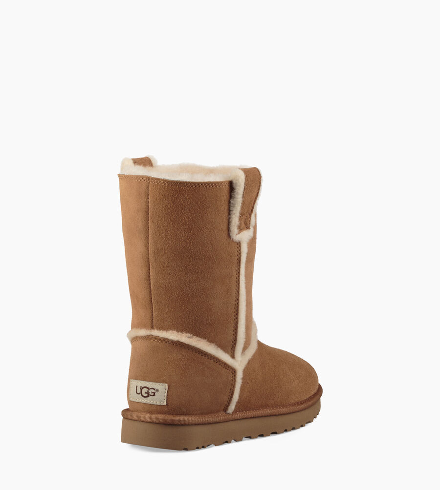 Classic Short Spill Seam Boot - Image 4 of 6