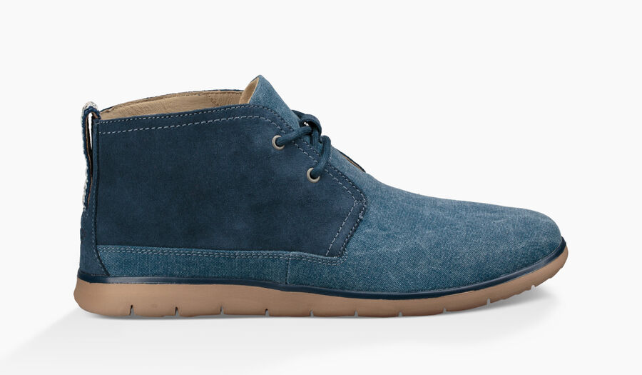 Freamon Canvas Chukka - Image 1 of 6