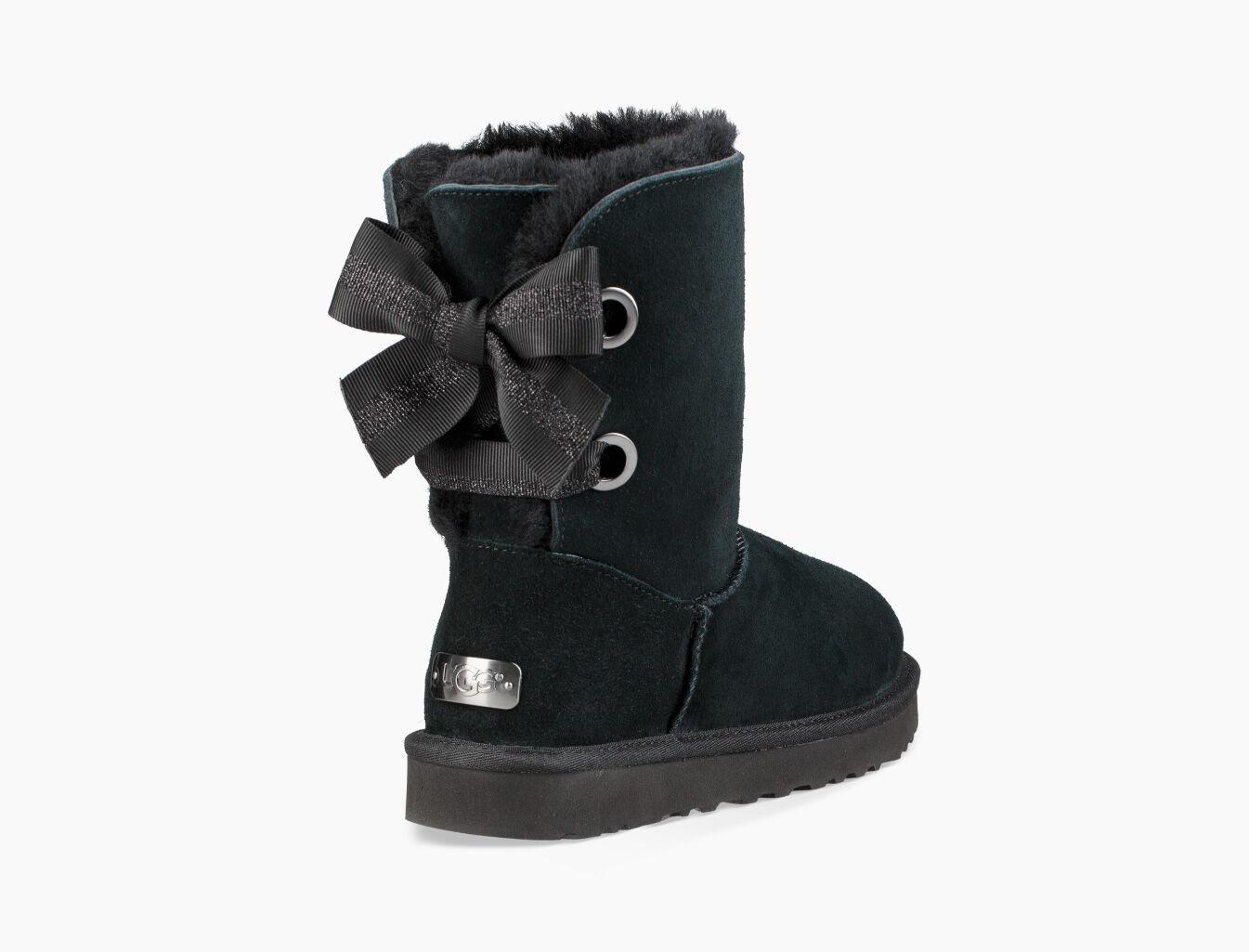 women s customizable bailey bow short boot ugg official rh ugg com