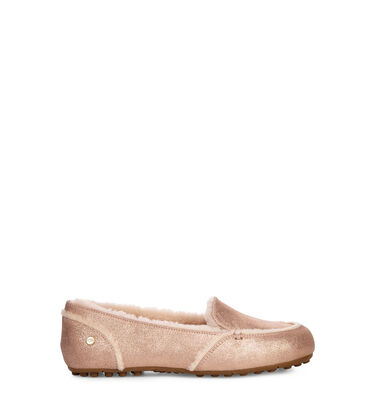 어그 메탈릭 로퍼 UGG Hailey Metallic Loafer