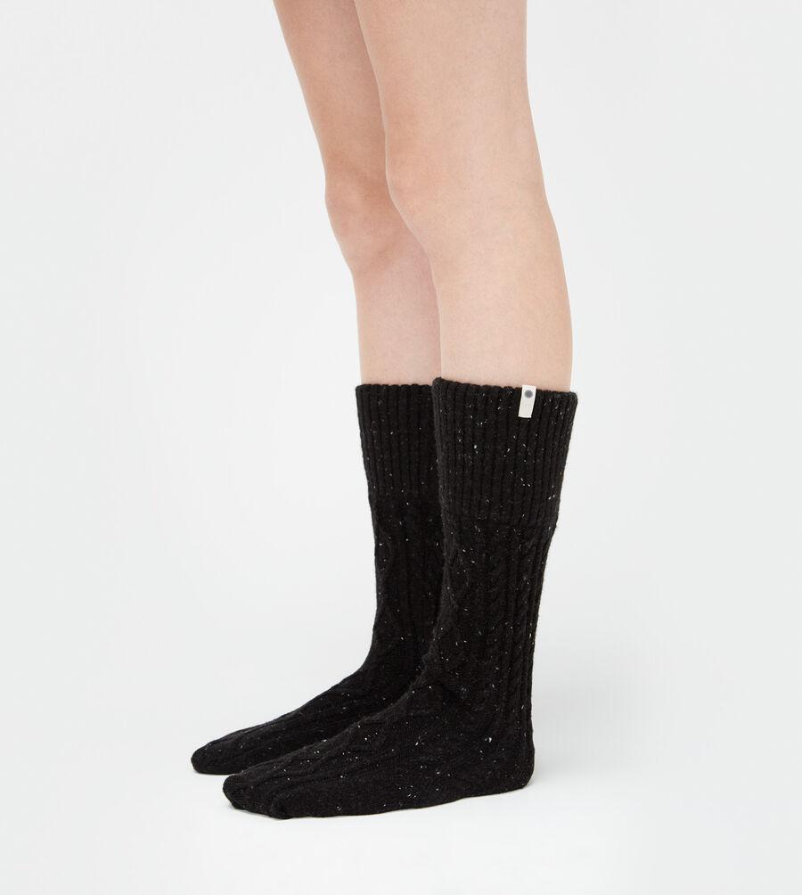 Sienna Short Rainboot Sock  - Image 2 of 3