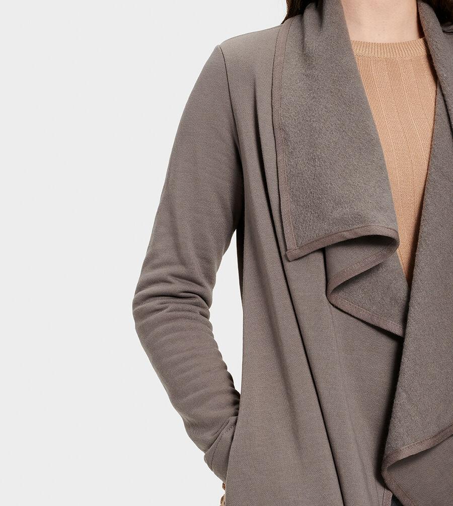 Janni Fleece Blanket Cardi - Image 3 of 6