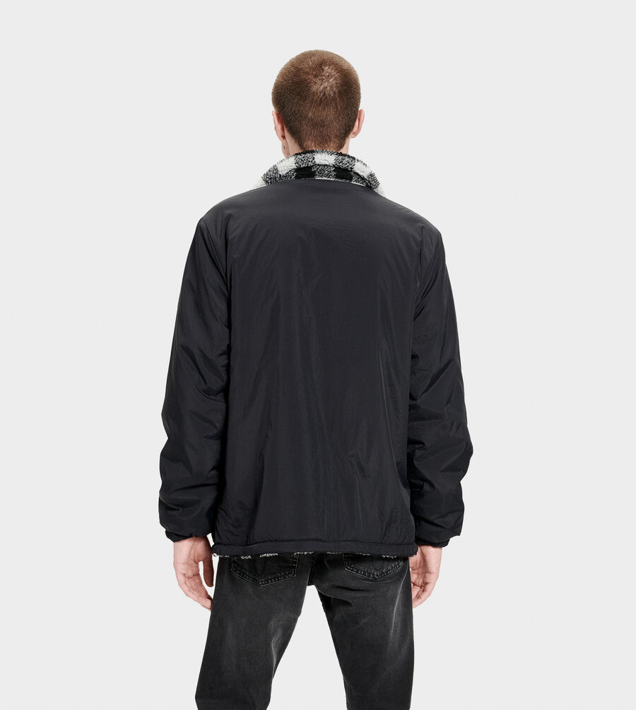 Mace Reversible Sherpa Jacket - Image 2 of 6