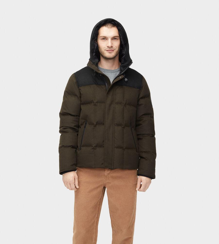 Cadin Hip-Length Wool Parka - Image 7 of 7