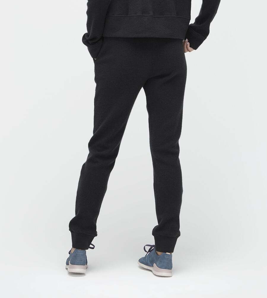 Wool Jersey Knit Joggers - Image 2 of 4