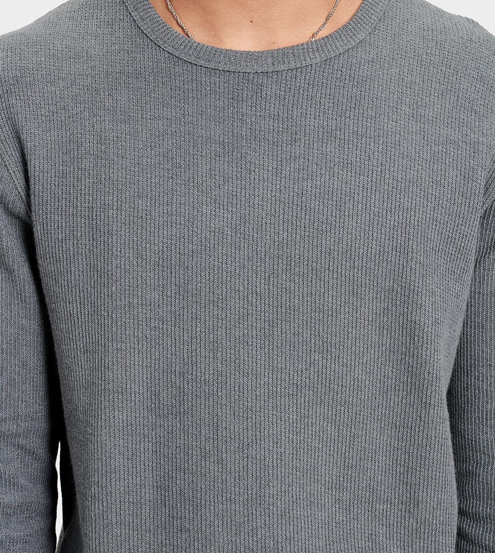 Adam Long Sleeve Waffle Shirt   UGG Official®