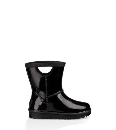 어그 빅키즈 Rahjee 레인 부츠 UGG Rahjee Rain Boot,BLACK