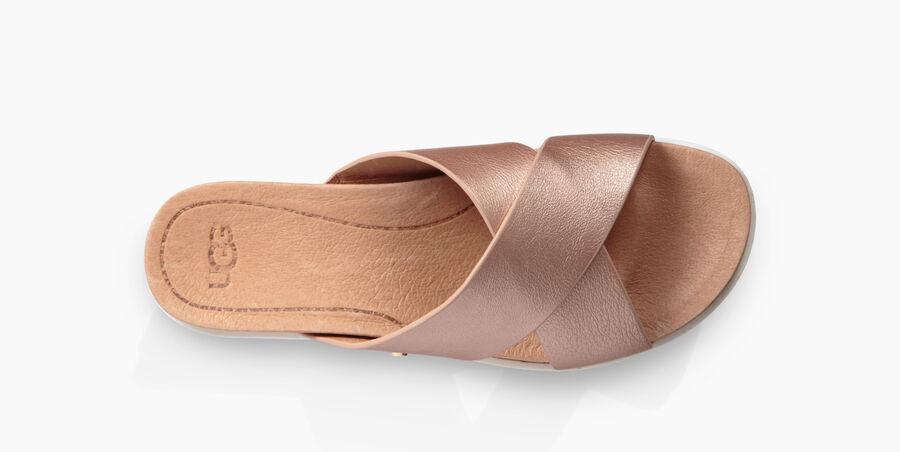 Kari Metallic Sandal - Image 5 of 6