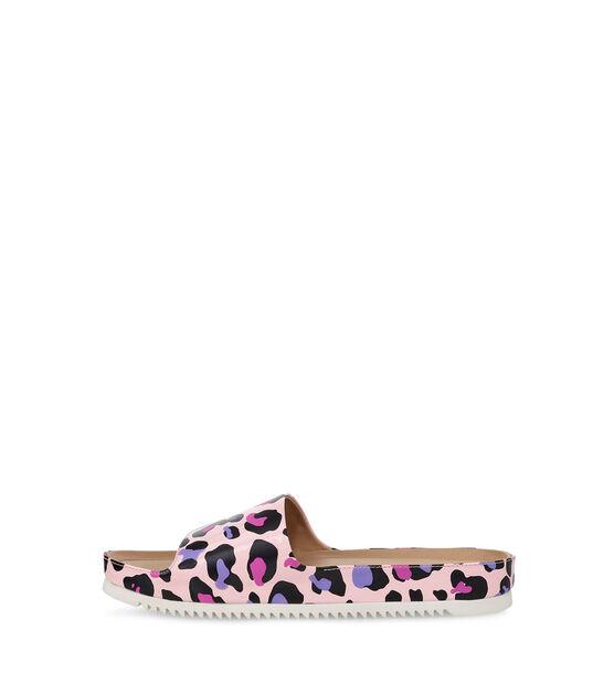 Jane Leopard Slide