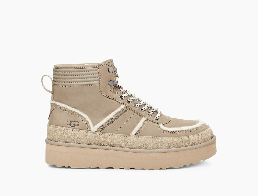 UGG + White Mountaineering Highland Sport - Image 1 of 6