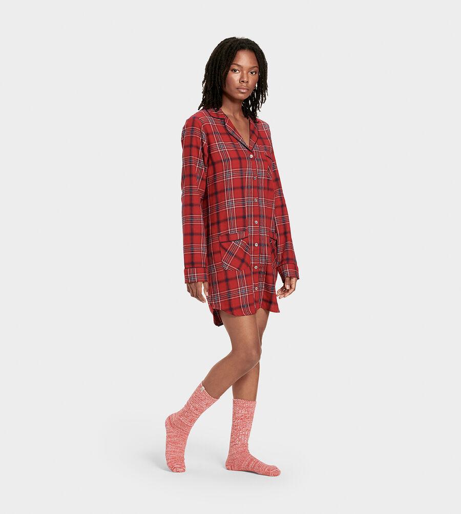 Laura Sleep Dress and Sock Set - Image 6 of 6