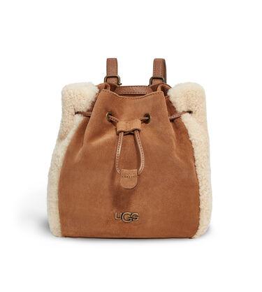 Fey 2 Way Mini Backpack Suede
