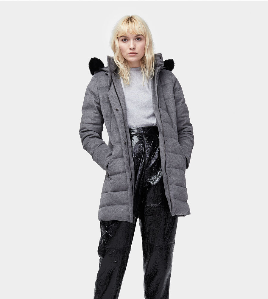 Celeste Wool Coat - Image 1 of 6