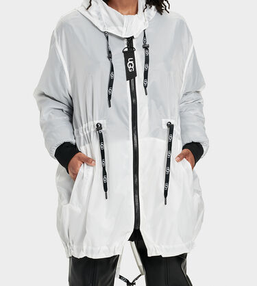 Brittany Hooded Anorak Alternative View