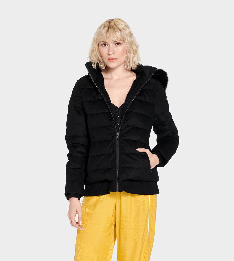 Talia Wool Jacket - Image 1 of 6