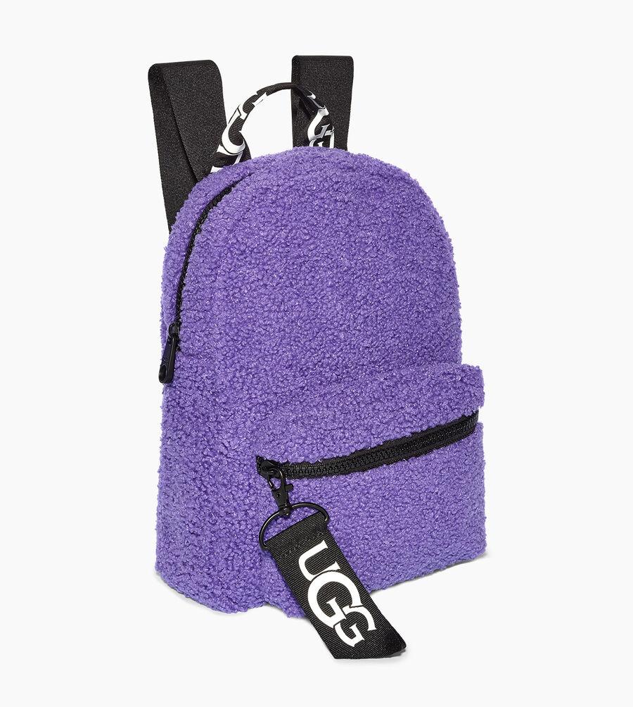 Dannie Mini Backpack Faux Fur - Image 2 of 5