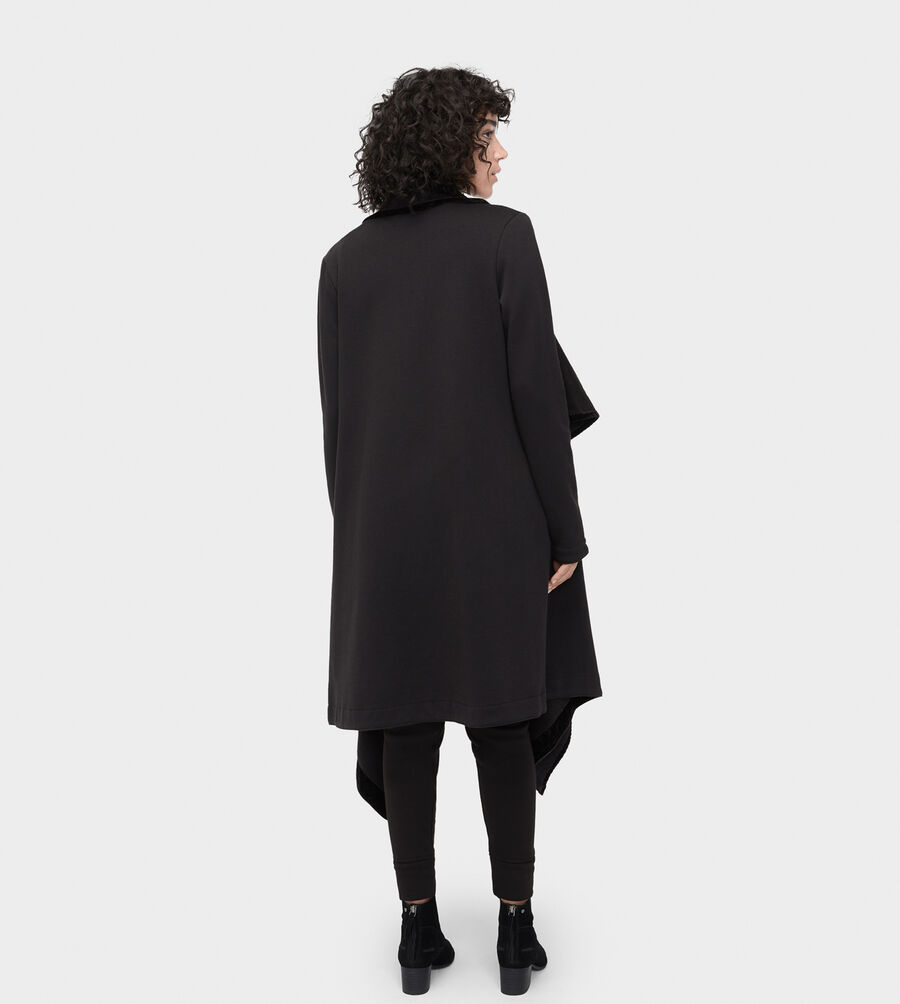 Janni Fleece Blanket Cardigan - Image 2 of 3