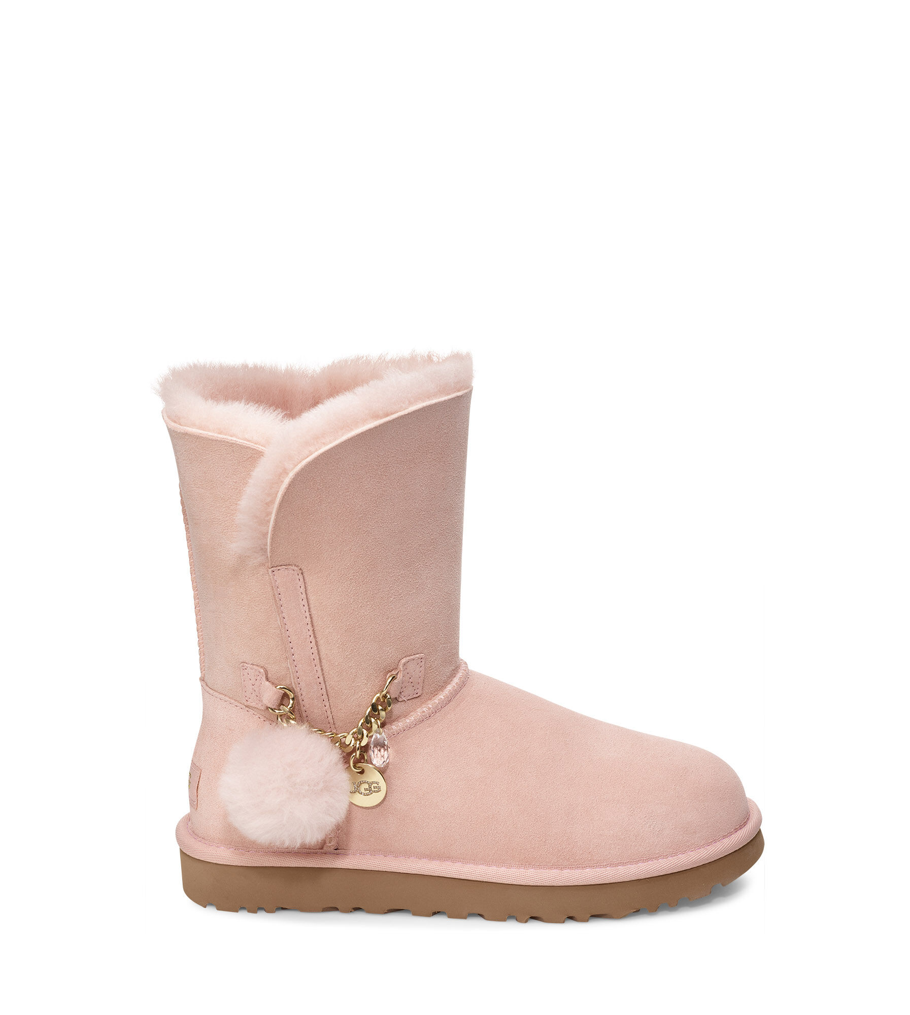 Details about Rose Pink Ugg Boots
