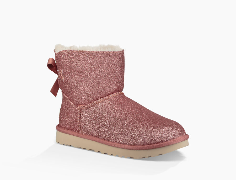 Mini Bailey Bow Sparkle Boot - Image 3 of 6
