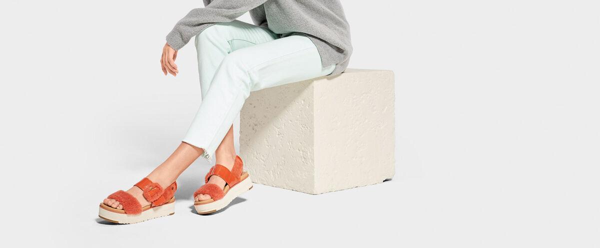 Le Fluff Sandal - Lifestyle image 1 of 1