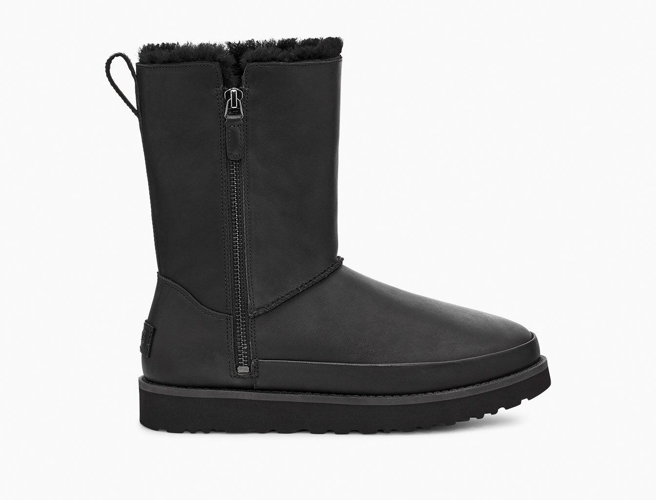 Classic Zip Short Boot | UGG®
