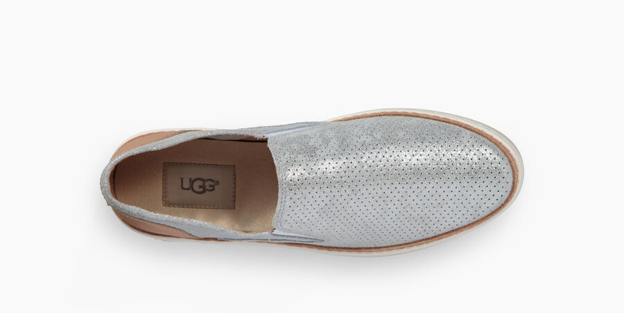 Adley Perf Stardust Slip-On - Image 5 of 6