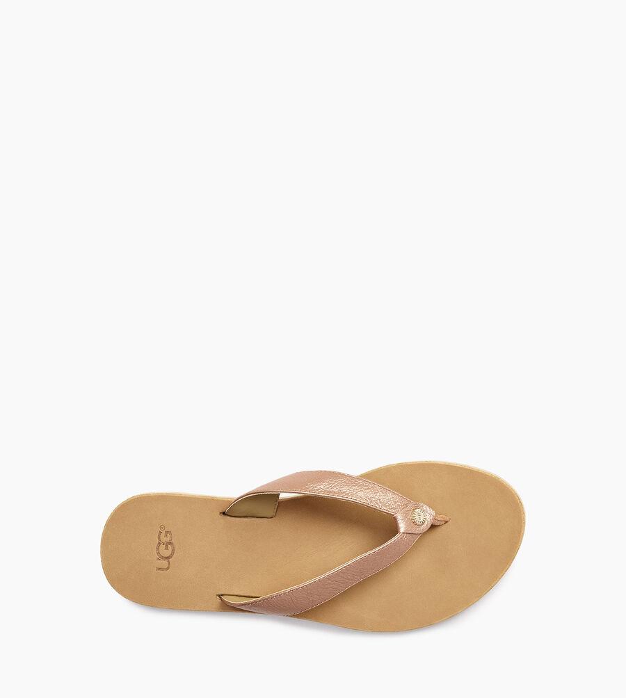 Tawney Metallic Sandal - Image 5 of 6