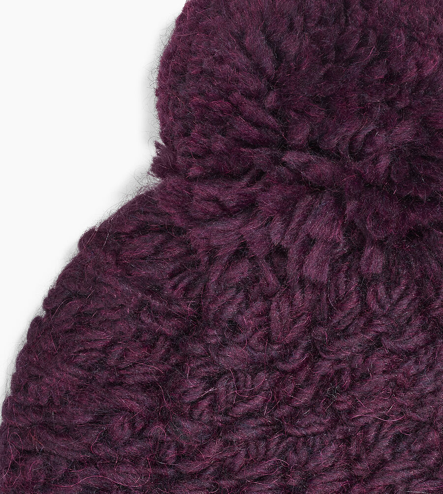 Yarn Pom Hat - Image 2 of 2