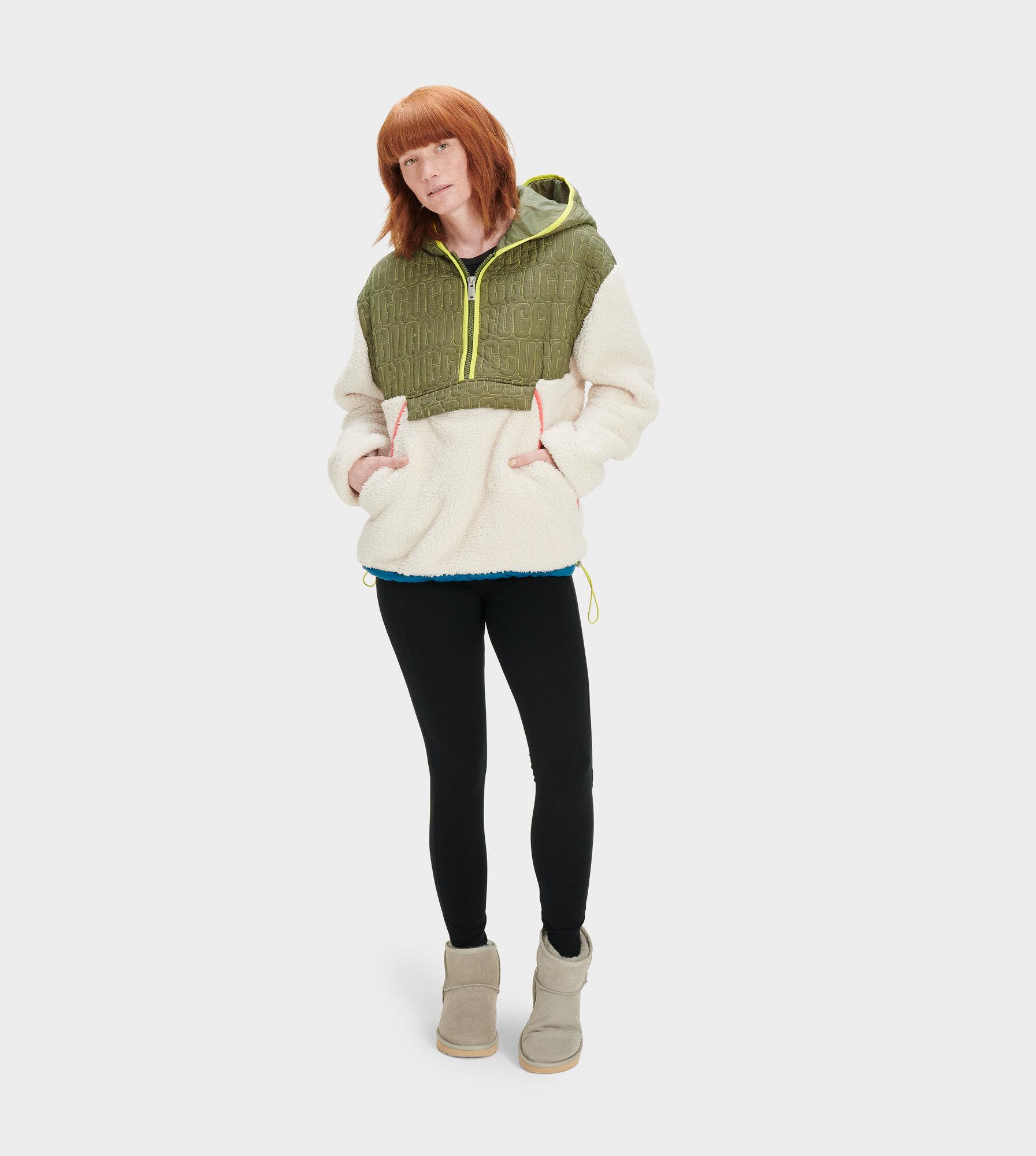 Iggy Sherpa Half Zip Pullover - Ugg (US)