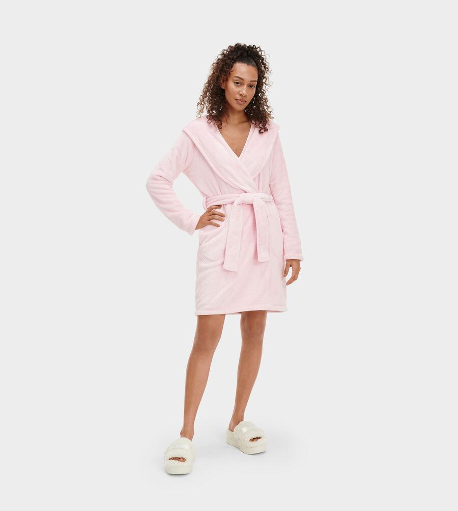 Miranda Fleece Robe - Image 1 of 4